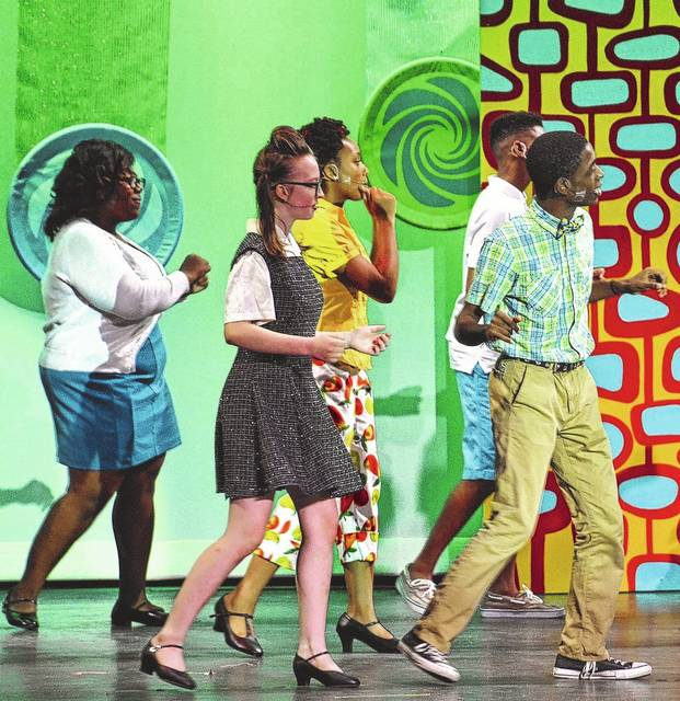 """Public Schools of Robeson County students will perform the Broadway hit  play """"Hairspray"""" at 7 p.m. Friday and at 2 p.m. and 7 p.m. Saturday."""