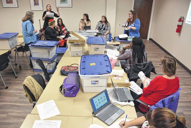 Teachers Put Robotics Kit To The Test Robesonian