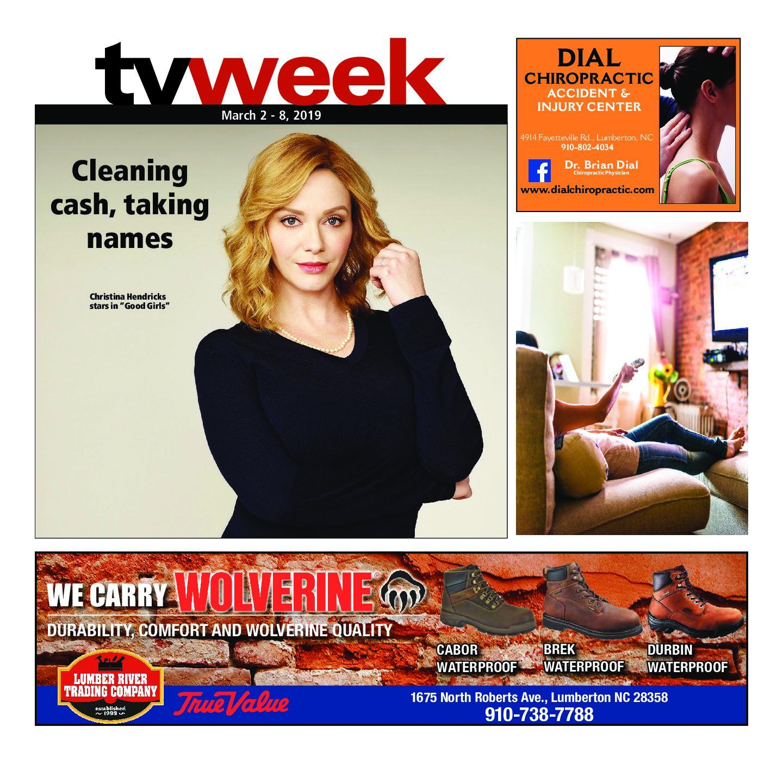 TV Week MAR 2-9 2019