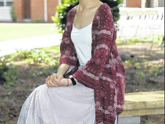 UNCP student accepted into honors program