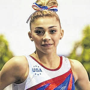 Lumbee gymnast Ashton Locklear announces retirement from gymnastics