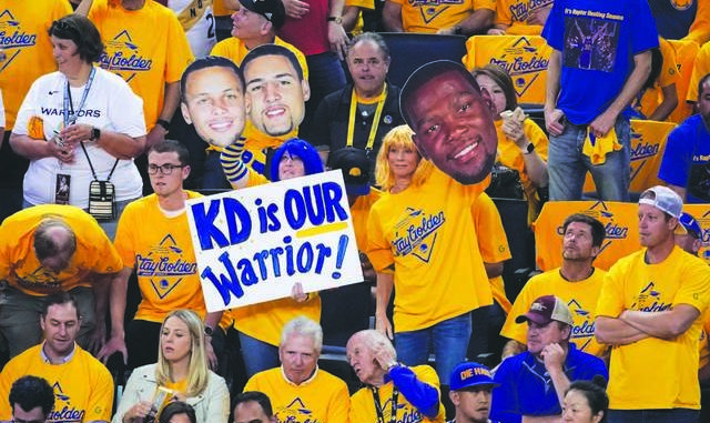 Kevin Durant free agency rumors: Nets no longer front-runners for Warriors star