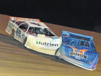 Bronson battles back to capture Lucas Oil barnburner in Fayetteville