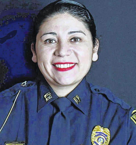 UNCP grad student making history as Wilmington officer
