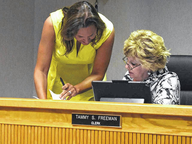 Second vote yields same result as Stephens favors Conner for tax job