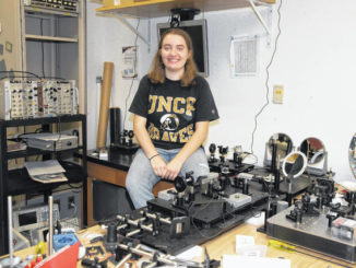 UNCP student engineers a path to NC State