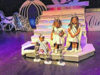 Babies chase Cinderella crown in Dallas