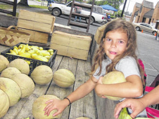 New manager wants to see farmers market in Lumberton grow