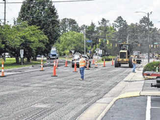 Busy Elm Street getting new surface
