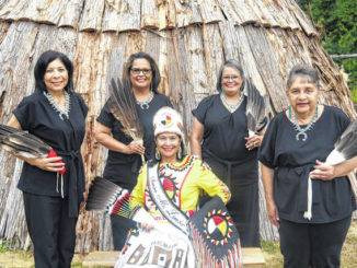 Senior Miss Lumbee Pageant July 1