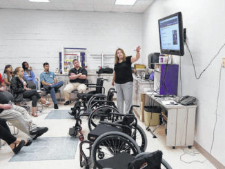 Therapists attend expo to learn about complex seating options for patients