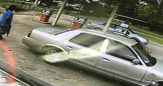 Man sought in failed armed robbery attempt