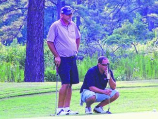 County's best tee off in the 2019 Robeson County Golf Championship
