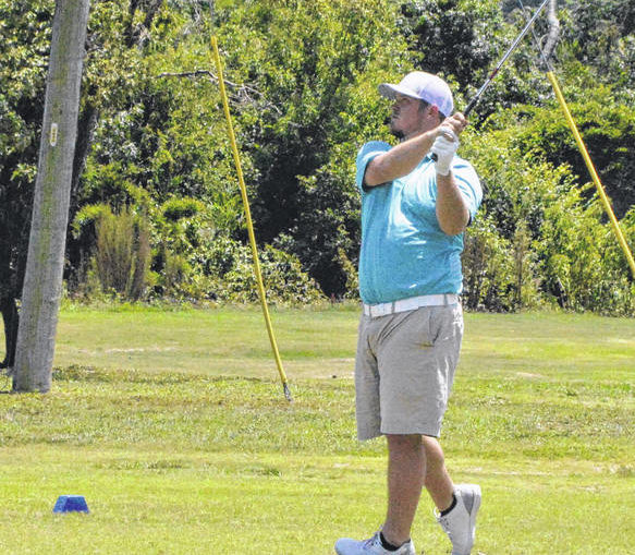 Bass' lead in the Championship division balloons at the Robeson County Golf Championships