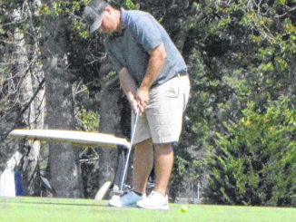 Ryan Bass goes wire to wire to claim Robeson County Golf Championship in runaway