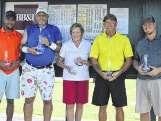 RCGC Roundup: Lonail Locklear overpowers Senior Division