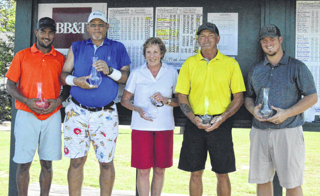 RCGC Roundup: Lonail Locklear overpowers Senior Division
