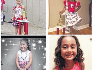 Rennert crowns Little Miss, Wee Miss