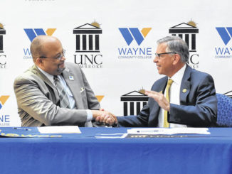 UNCP takes another BraveStep