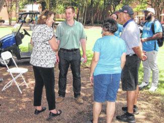 McCready: Robeson deserves 'fair share'