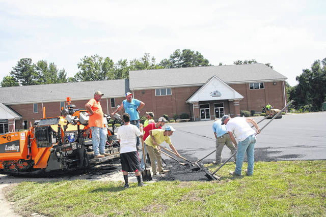 Heat turned to high in Robeson