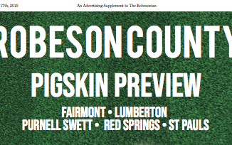 Robeson County Pigskin Preview