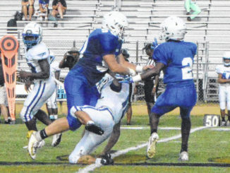 Pirates, Bulldogs use last scrimmage to build depth