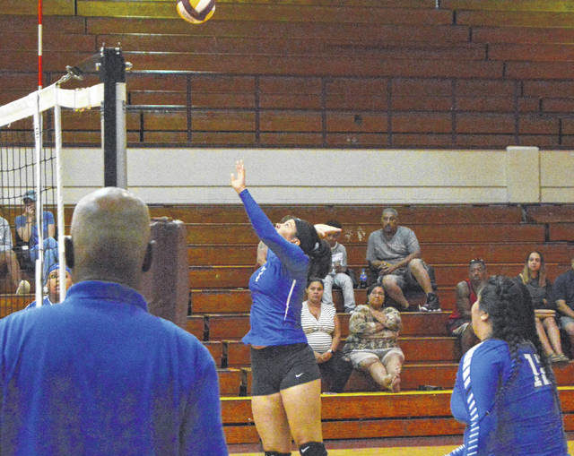 Volleyball teams prep to hit the court