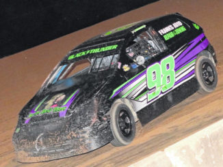 Jerry Johnson Jr., locals set for SCDRA invasion this weekend