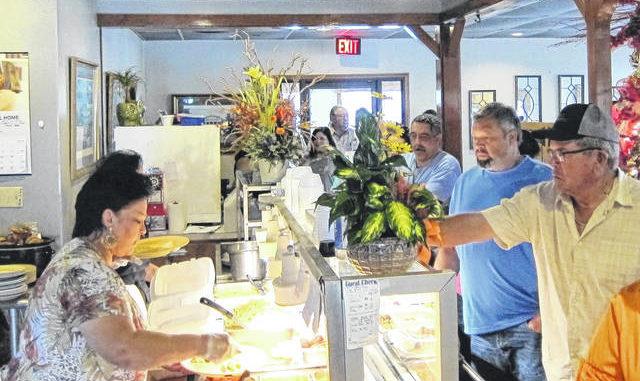Iconic Linda S Serves Last Meal