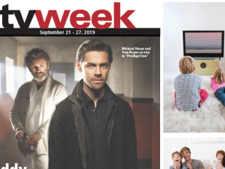 TV WEEK – September 21, 2019