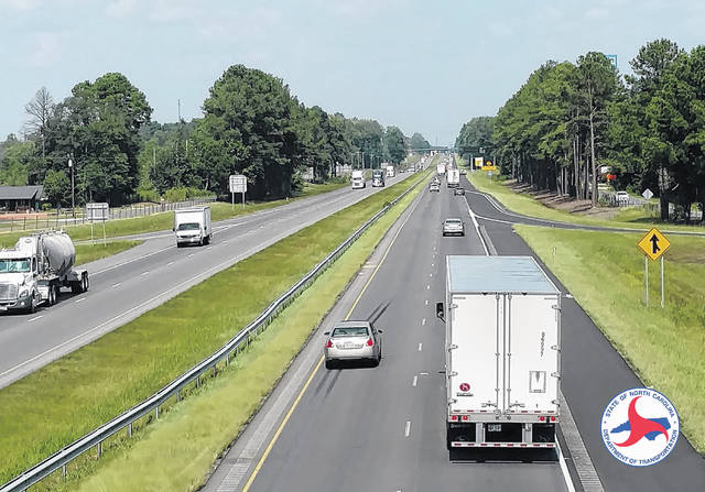 I 95 Widening Project Pushed Back 2 Years By Dot Robesonian