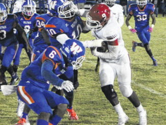 Red Springs stays at No. 1 in power rankings
