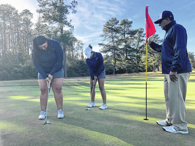 Deese, Locklear carry Purnell Swett's golf tradition