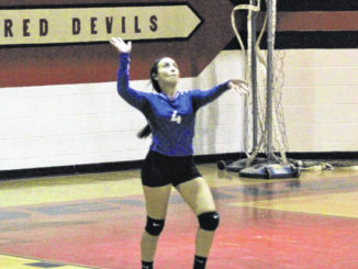 St. Pauls volleyball sweeps Red Springs