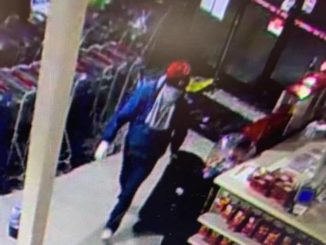 Police release photo of robbery suspect