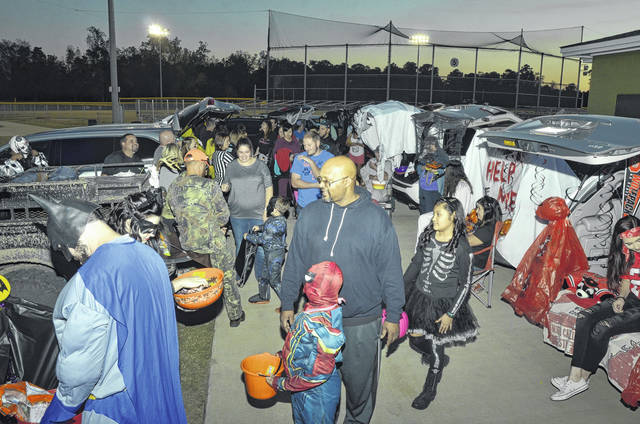 Lumberton Halloween 2020 Many Halloween events scheduled in Robeson County | Robesonian