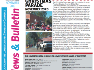 November Lumberton Chamber of Commerce Newsletter
