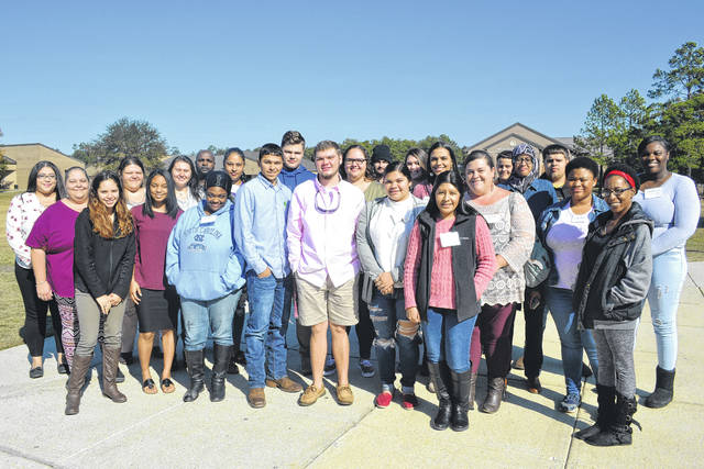 RCC students meet donors who support scholarships