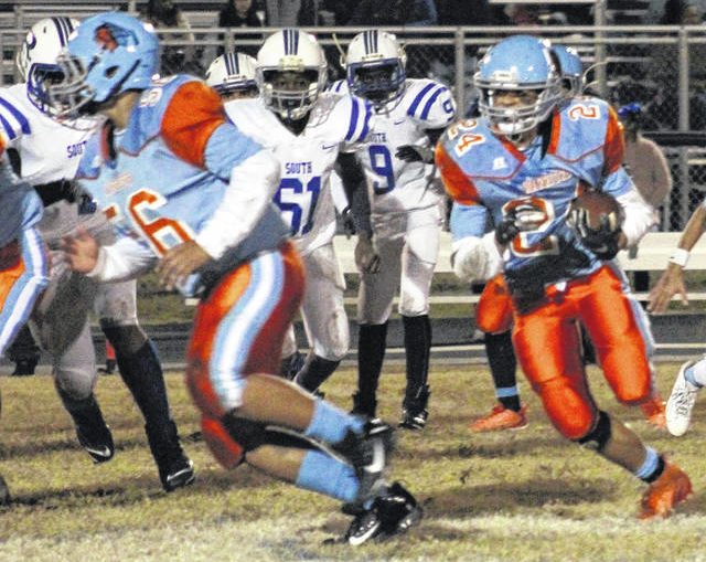Pembroke outlasts South Robeson for title