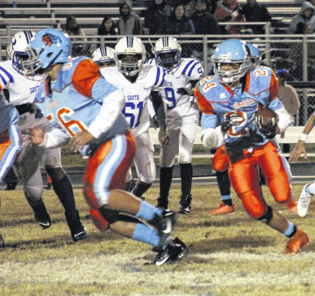 Pembroke outlasts South Robeson for title - The Robesonian