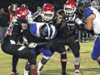 Bym: Red Devils' defense sets tone into 2nd round