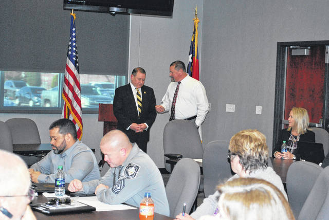 Feds welcome county back to drug forfeiture program