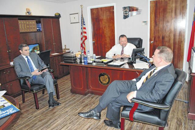 Robeson rejoins federal drug forfeiture assets program
