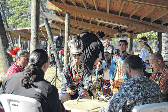 Students schooled on Lumbee culture