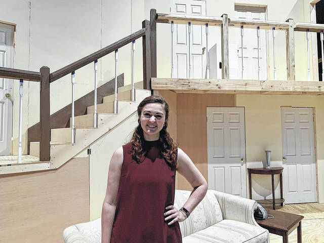 Students, professional actors team to bring 'Noises Off!' to GPAC stage