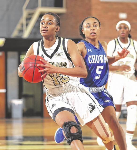 Coastal Carolina too much for UNCP | Robesonian
