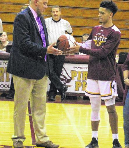 McNeill becomes Lumberton's all-time scoring leader