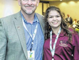 St. Pauls student speaks at entrepreneurial summit