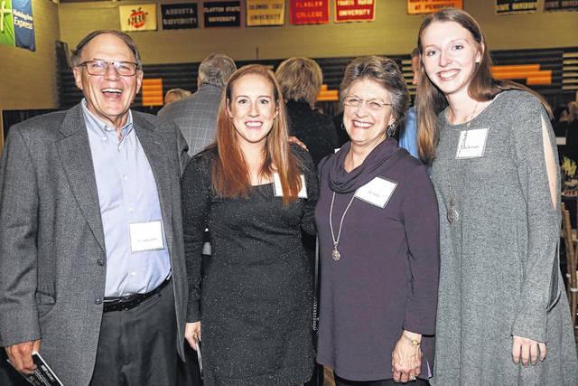 Scholarship recipients, donors meet at UNCP banquet